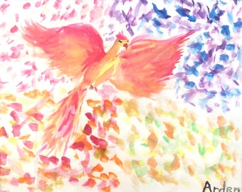 Firebird (print)