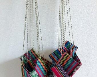 Handwoven Aguayo Purses