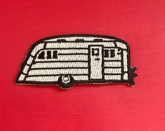 Vintage trailer patch