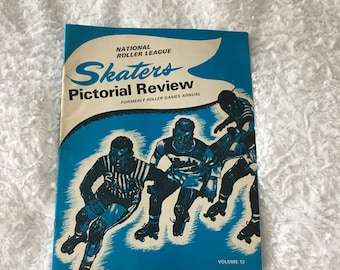 Skaters Pictorial Review, Volume 13, Formerly Roller Games Annual