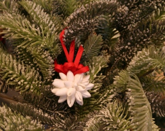 Seashell Holiday Ornament