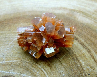 Pierres Aragonite belle--(RK2B15-01)