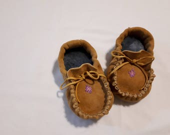 Baby / Toddler Puckertoe  Moccasins