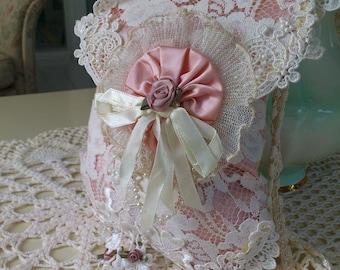 Beautiful Vintage Lace Purse