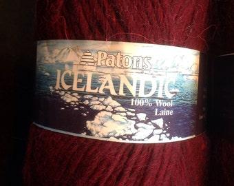 Patons Icelandic Wool yarn