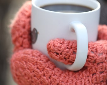 Crochet Pattern - Cozy Clusters Mittens