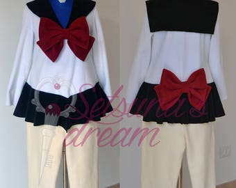 Sailor Moon Pajama Cosplay - All Sailor Senshi