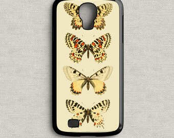 Vintage Yellow Butterflies Phone Case Samsung GS4 | GS5 | GS6