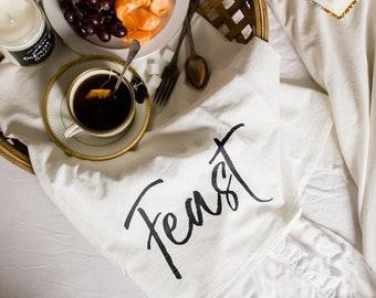 Feast Flour Sack Towel