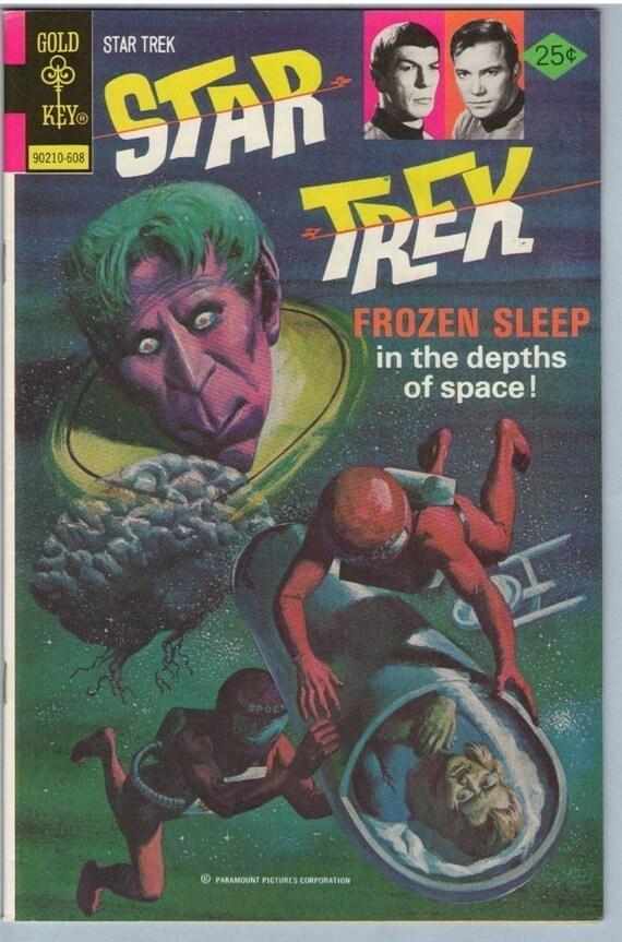 Star Trek 39 Aug 1976 VF-NM (9.0)
