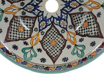 Kama - ceramic Sink from Morrocco