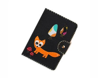 Kindle cover | Paperwhite cover | Kindle paperwhite case | Kobo Touch case | Kindle 4 cover | Woodland Kindle Case