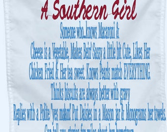 Sweet Tea, Southern Girl, Happiness, The South defined, Garden Flag