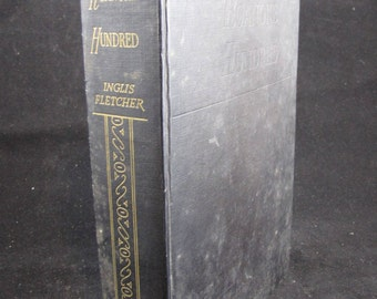 Roanoke Hundred, Hardback, 1948  // Historical Fiction