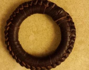 braided hobble ring