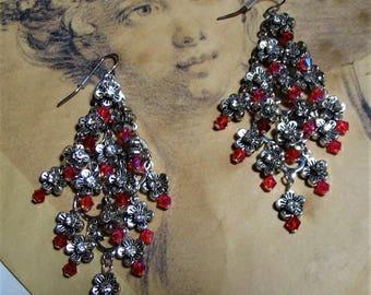 CARMEN statement earrings