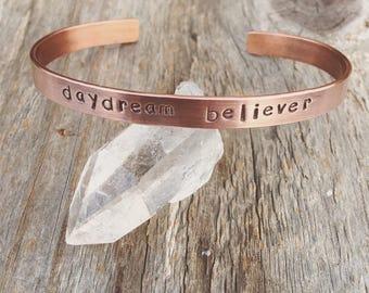 daydream believer cuff