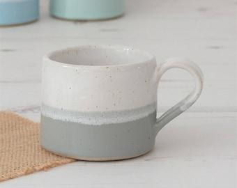 Handmade mug, coffee mug, mug, mugs, ceramic mug, pottery mug, grey mug, tea mug, pottery, handmade gift, housewarming gift, ceramic, mug