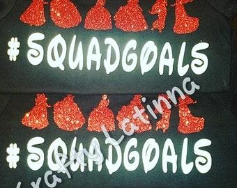 Disney Squad Goals T-shirt
