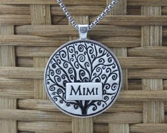 Mimi Handmade Pottery Necklace