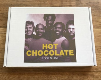 Hot chocolate selection gift box