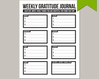 the essential list: weekly planning worksheet for essential