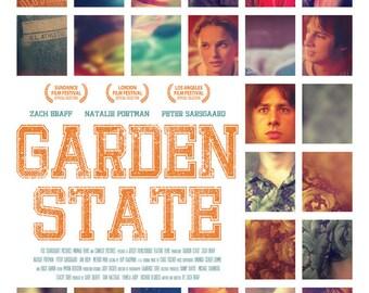 Garden State Film Poster
