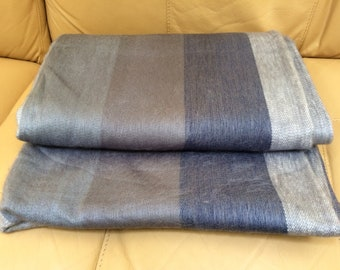 Alpaca Blanket Throw from Ecuador