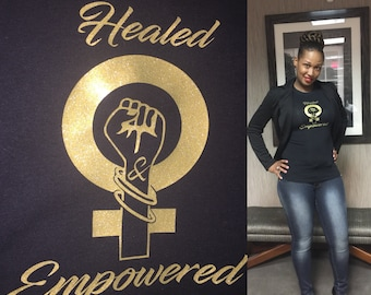 Healed & Empowered