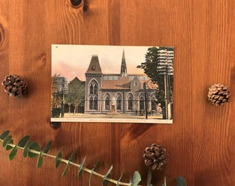 New Zealand Vintage Postcard circa 1850-1900