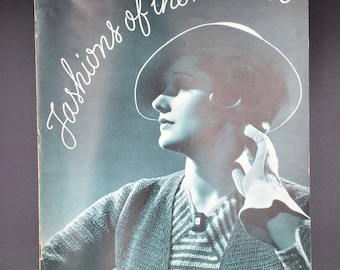 Fashions of the Moment Vintage Booklet - (SW073ET)