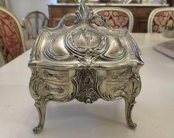 French jewelry box Etsy