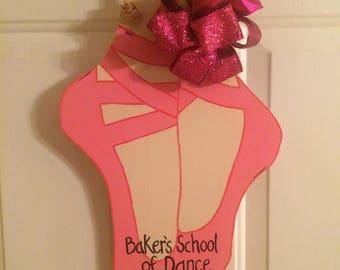 Dance Shoes Hanger
