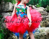 Jungle Parrot Baby Costum...