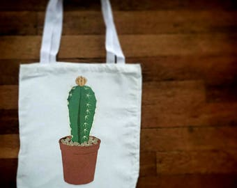 Prickly Plant Tote!