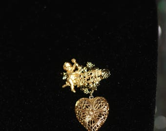 Someone Special Heart Brooch