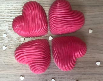 XOXO Goat Milk Soap / Valentines Day Soap