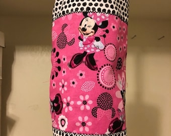 Minnie Mouse Plastic Bag Dispenser/Plastic Bag Holder