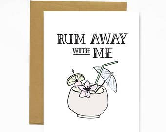 Rum Away With Me