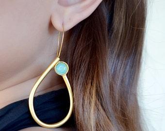 Kallia drop  Earrings