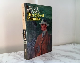 This Side of Paradise by F. Scott Fitzgerald (Vintage Paperback)