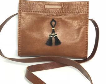 The Emilia Satchel Bag.