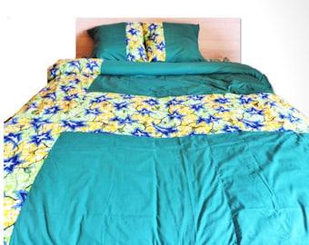 + 2 pillowcases MALABO duvet cover set