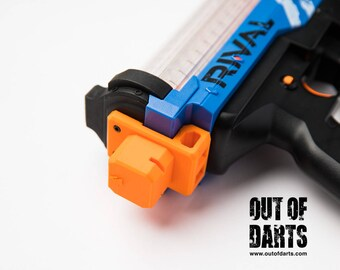 Nerf Rival Artemis Stock (V2.0!) attachment with sling points [Radiosilence187]