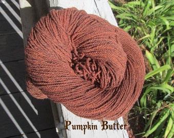 Starsheep Yarn Terra: Pumpkin Butter