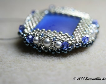 """Tutorial for Pendant """"Square of Tranquility"""""""