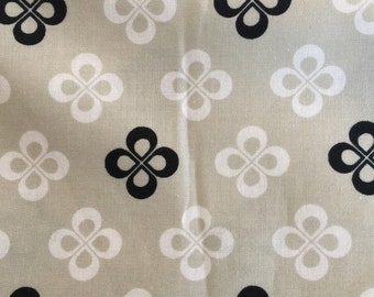 Cotton and Steel Black and White by Melody Miller for the Collaborative Collection