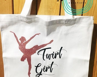Twirl Girl Dance Bag