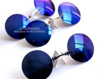 Dark Sunglasses ,  Round Eye Glasses , Retro Sunglasses , Steampunk Sunglasses , Mens Sunglasses , Sunglasses , Travel sunglasses , Travel