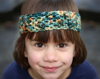 Kid Headband / Toddler Boy Headband / Crochet Headband / Boy Hairband / Boy Accessory, Gifts for Boys, Boyband, Boy Fashion Trends